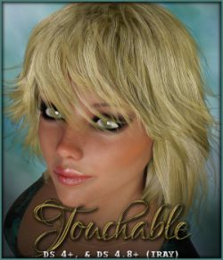Touchable Textured Bob