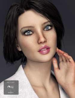 SC Nicole for Genesis 8 Female