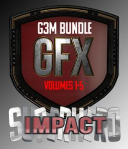 SuperHero Impact Bundle for G3M
