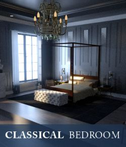 Classical Bedroom