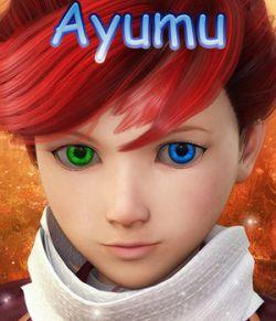 Fantasy-Anime-Cosplay 2_ Ayumu_ for G3M G8M