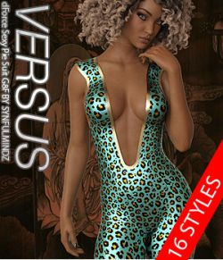 VERSUS- dForce Sexy Pie Suit G8F
