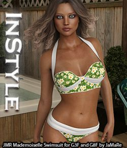 InStyle- JMR Mademoiselle Swimsuit for G3F and G8F