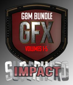 SuperHero Impact Bundle for G8M