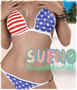 Sueno Cruise Bikini G8F