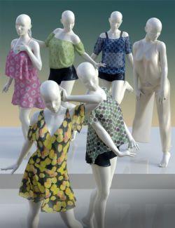 dForce Clothing Set 02 for Genesis 8 Female(s)