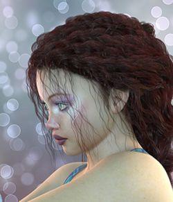 Carolina Hair G3 G8 Daz