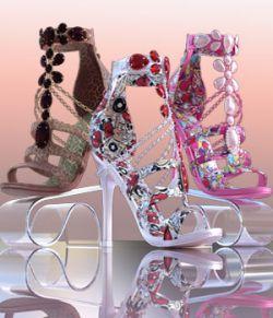 Charm Susan Heels