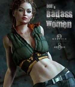 DMs Badass Women