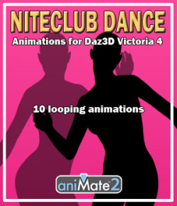 Nite Club Dance for V4