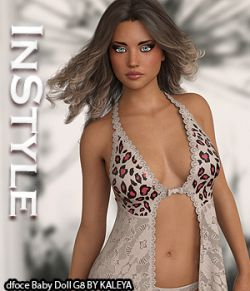 InStyle- dForce Baby Doll Set G8