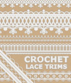 Crochet Lace Trims