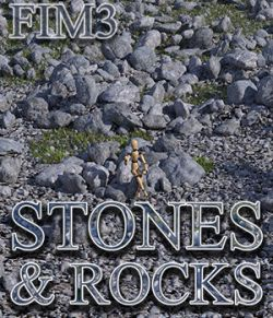 Flinks Instant Meadow 3- Stones & Rocks