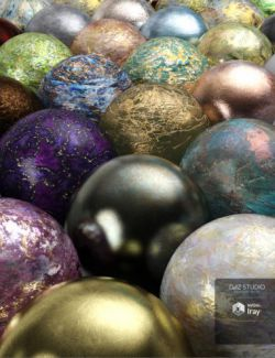 PL Semi Precious Iray Shaders
