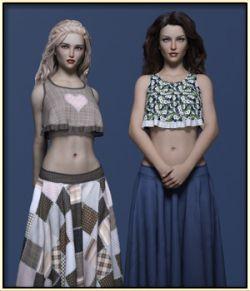 Faxhion - GD Summer Spirit Outfit