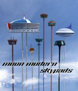 Moon Modern Skypads