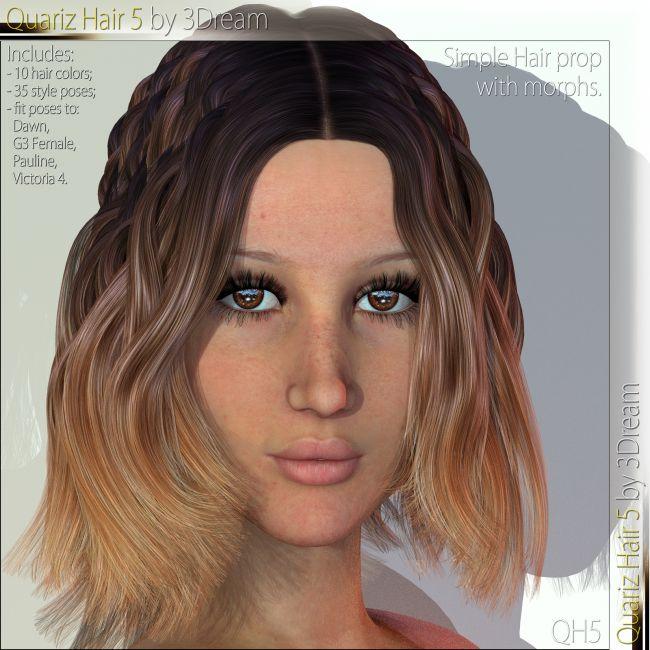 Quariz Hair 5