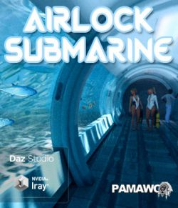 Submarine Airlock For DS