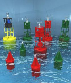 Deep Sea Buoys For Vue