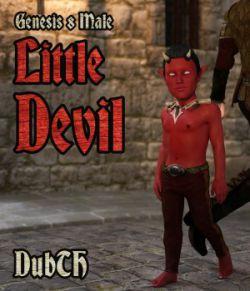 Little Devil For Genesis 8 Male