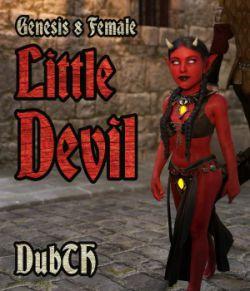 Little Devil For Genesis 8 Female