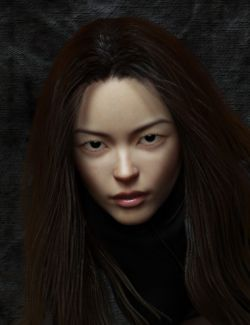 Botan HD for Genesis 8 Female