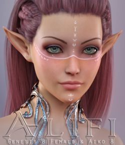 Alifi For Genesis 8 Female & Aiko 8