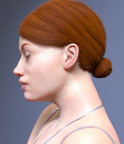 Ada Hair for Genesis 8 Female(s)