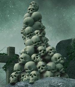 Skull Piles