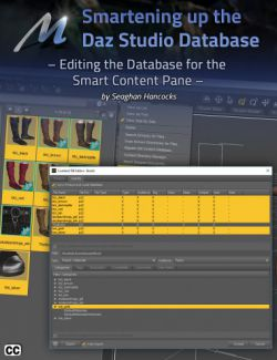 Smartening up the Daz Studio Database
