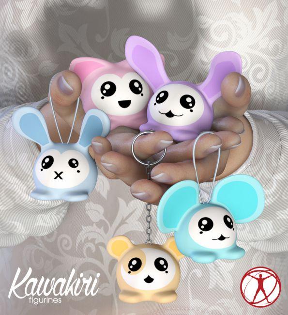 Kawakiri - Poser Figurines