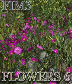 Flinks Instant Meadow 3- Flowers 6