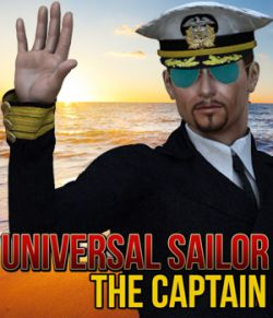 Universal Sailor- The Captain