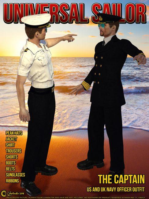 Universal Sailor - The Captain