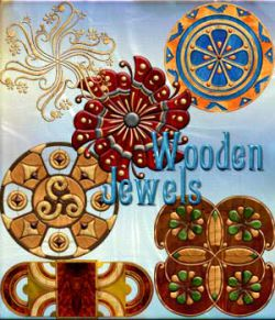 Harvest Moons Wooden Jewels