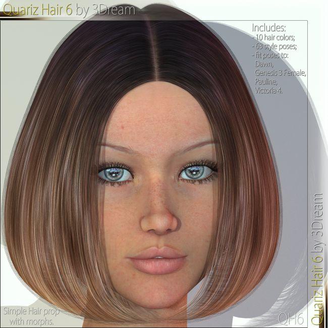 Quariz Hair 6