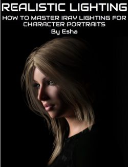 How to Master Iray Lighting for Realistic Character Portraits