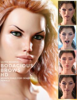 Bodacious Brows HD