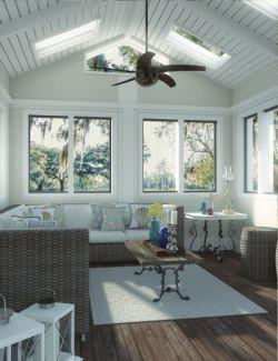 Southern Sun Room