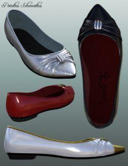 Ballet Flats Assembly Kit II for the Genesis 8 Female(s)
