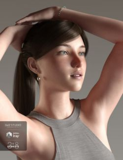 Emma for Genesis 3 & 8 Female