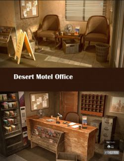 Desert Motel Office