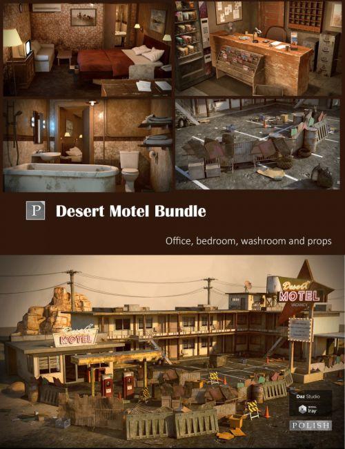 Desert Motel Bundle