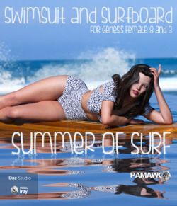 Summer Of Surf For GF3 and GF8