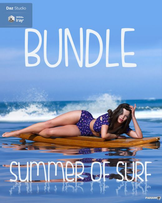 Summer Of Surf BUNDLE For GF3 and GF8