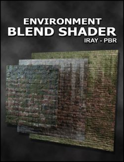 Environment Blend Shader
