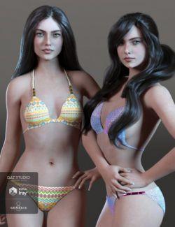 Bellatrix for Genesis 8 Female and Zelara 8