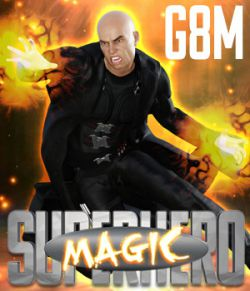 SuperHero Magic for G8M Volume 1
