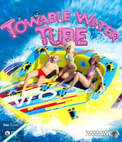 Towable Water Tube for DAZ Studio