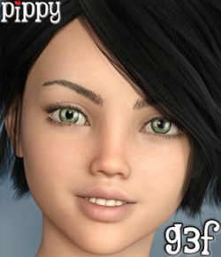Pippy For Genesis 3 Females